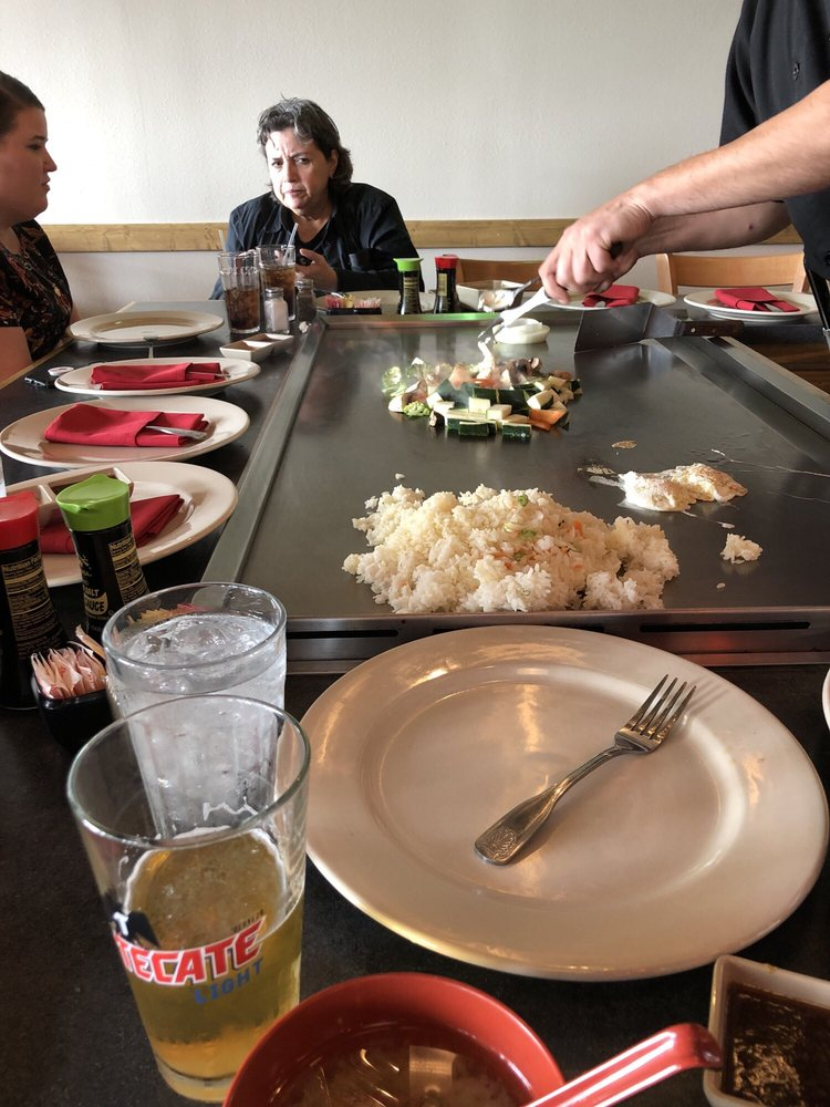 Kohnami Japanese Restaurant: 6710 W Expressway 83, Harlingen, TX