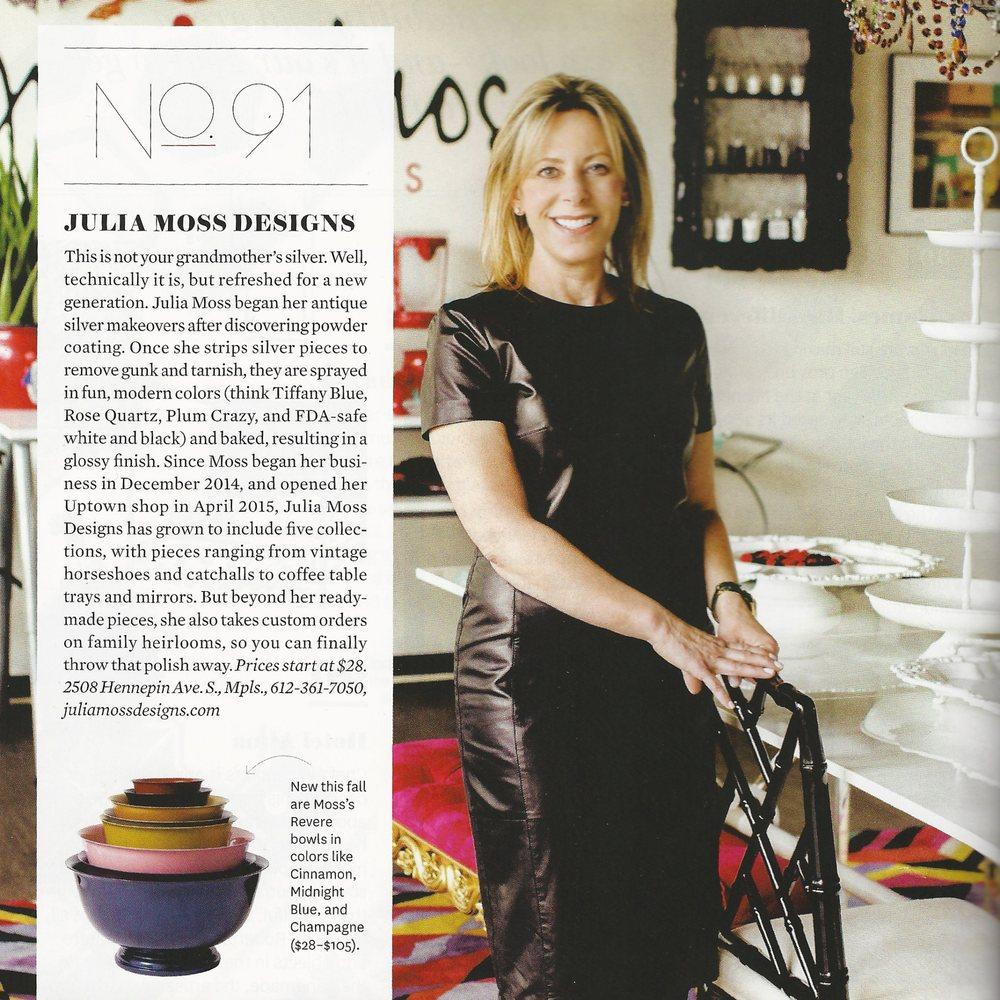 Julia Moss Designs