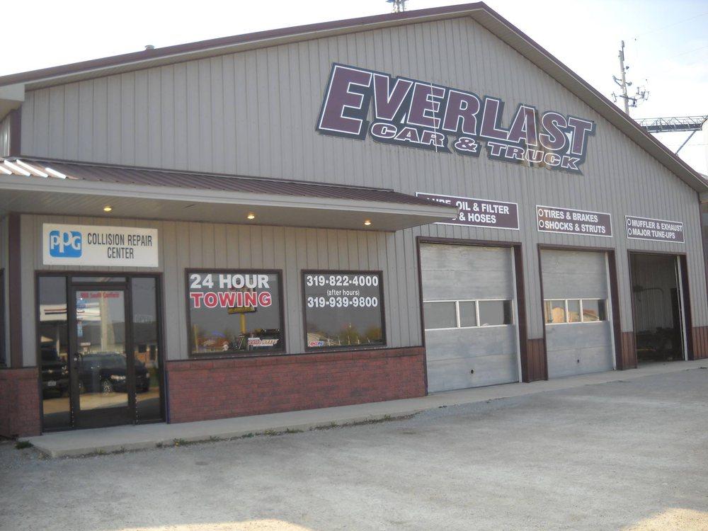 Everlast Car & Truck Inc.: 900 S Canfield St, Dunkerton, IA