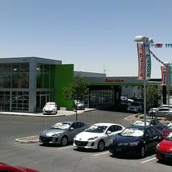 Mazda El Paso >> Rudolph Mazda West Car Dealers 5415 S Desert Blvd El Paso Tx