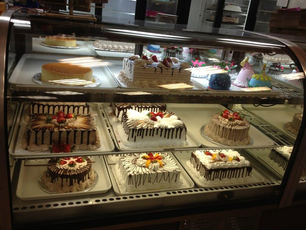 El Bolillo Bakery Cakes