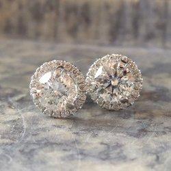 Photo Of A J Martin Estate Jewelry Nashville Tn United States Diamond Stud