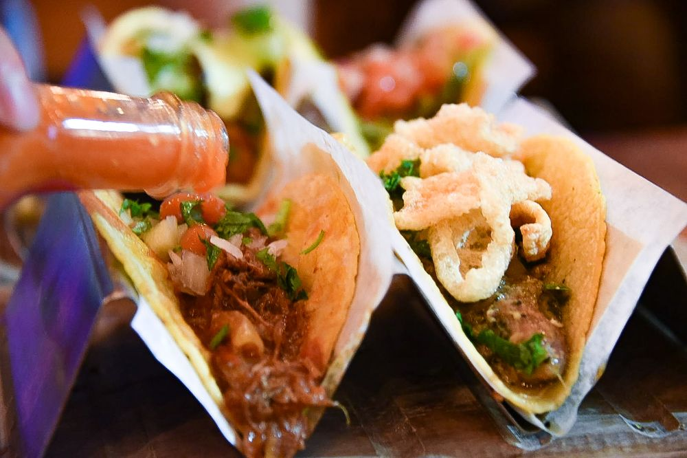 Social Spots from Tacos & Beer