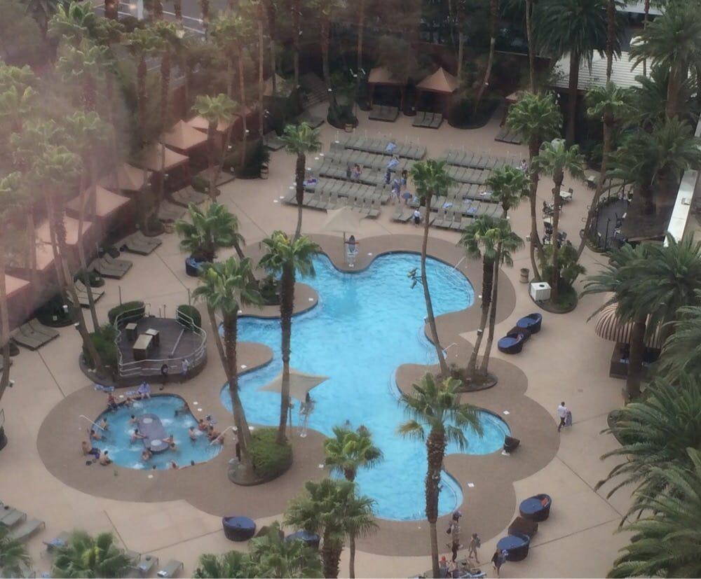 Pool Party Treasure Island Las Vegas