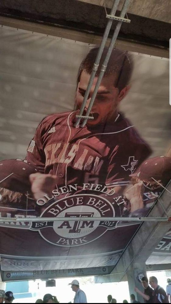 Texas A&M University Baseball: 303 George Bush Dr W & 111 Olsen Blvd, College Station, TX