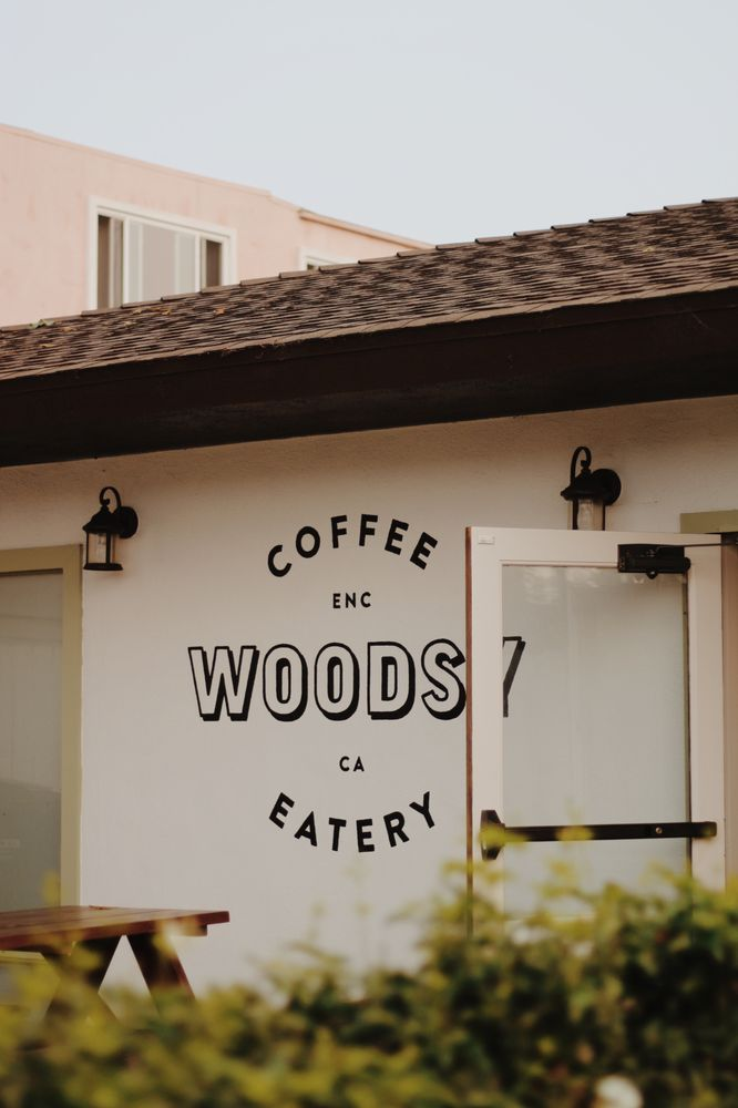 Woodsy Coffee