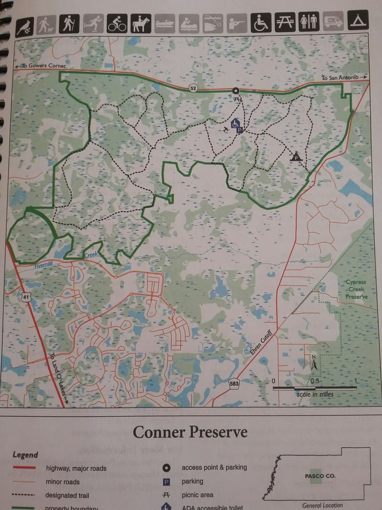 Conner Preserve: 22500 Sr 52, Land O' Lakes, FL