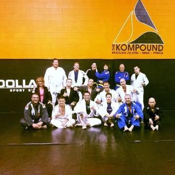 Kompound Training Center - Martial Arts - 8000 S Lincoln St