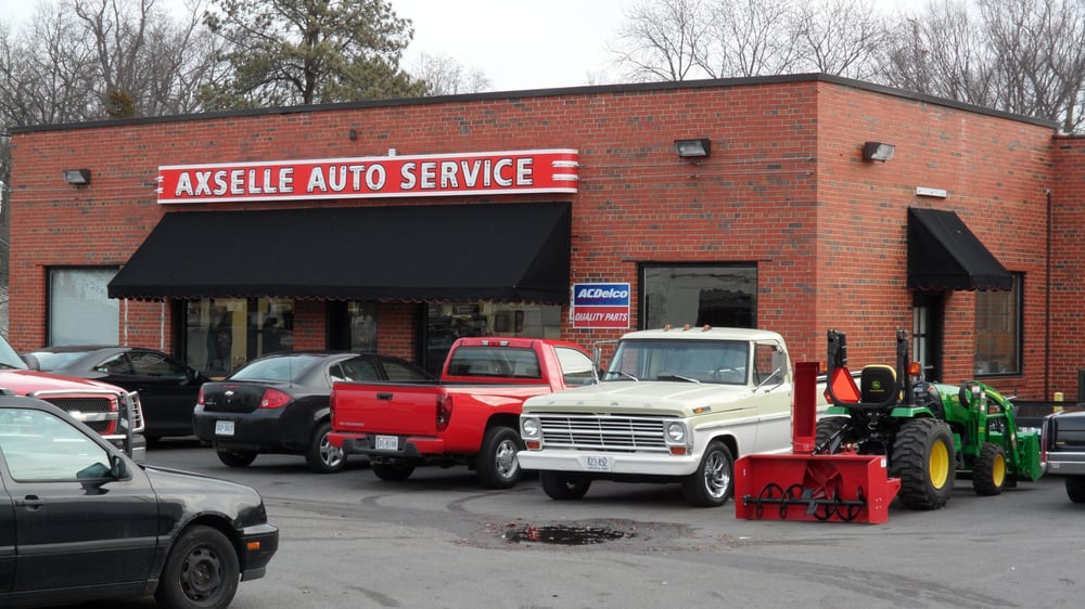 Axselle auto service 14 reviews auto repair 5519 for Department of motor vehicles richmond va