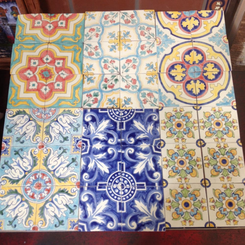 Photo Of De Colores Mexican Tile Los Angeles Ca United States Beautiful