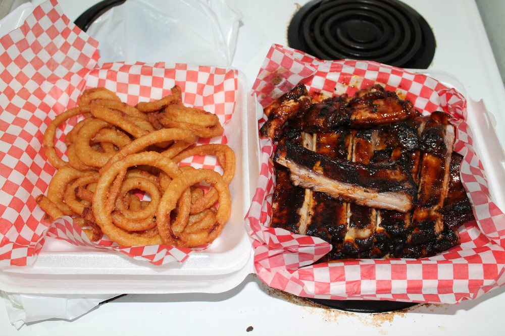 Big Bone BBQ and Wicked Wings