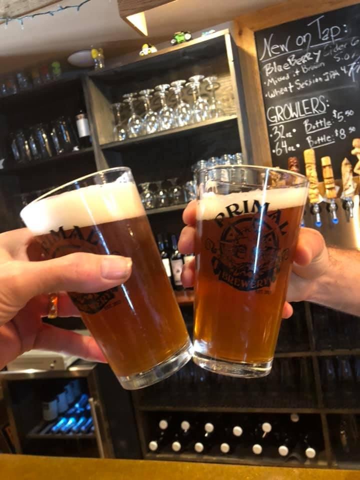 Primal Brewery - Belmont: 52 Ervin St, Belmont, NC