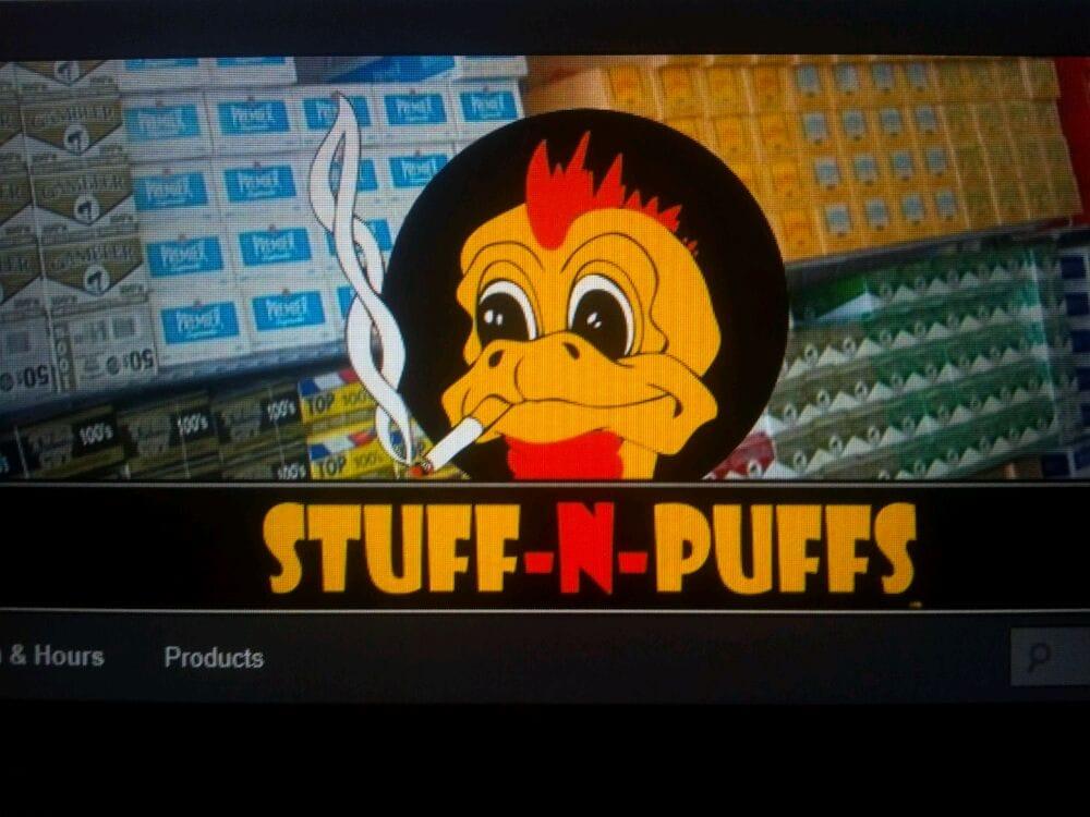 Stuff-N-Puffs: 775 E Aurora Rd, Macedonia, OH