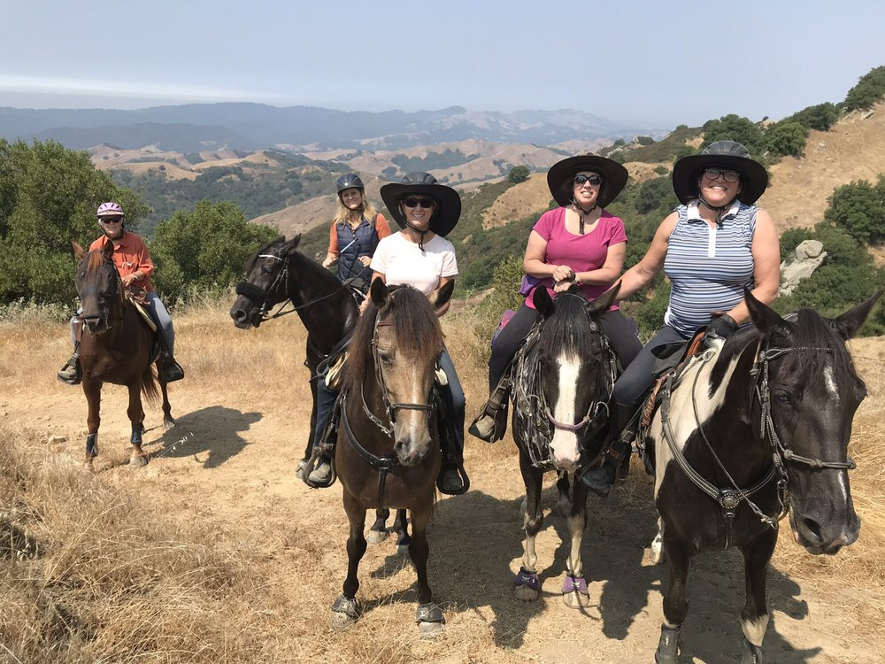 Summit Ranch Equine Center: 100 Summit Ranch Rd, Alamo, CA