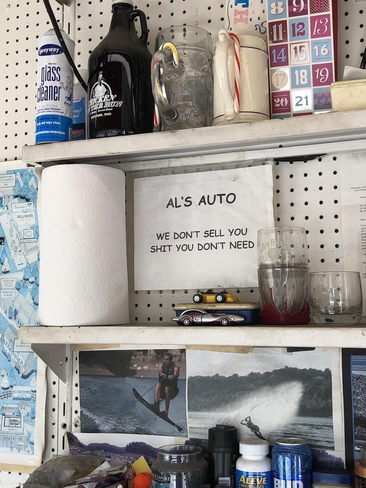 Al's Auto Cntr