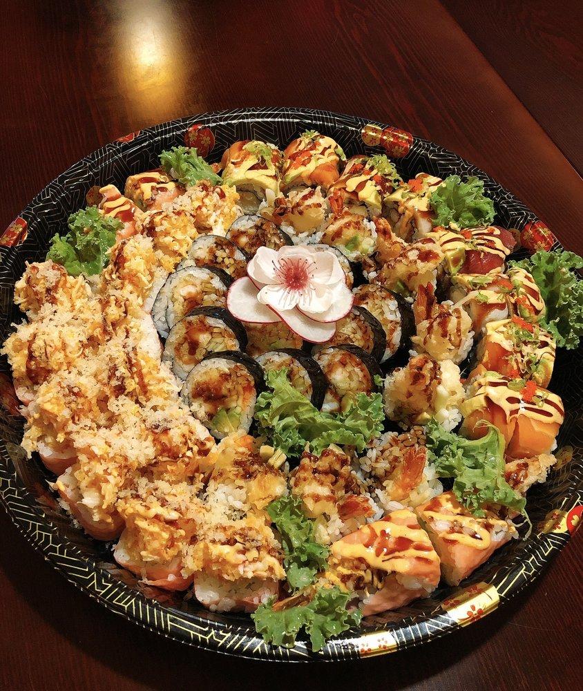 Nanami Sushi & Asian Cuisine: 891 Cranbury S River Rd, Jamesburg, NJ
