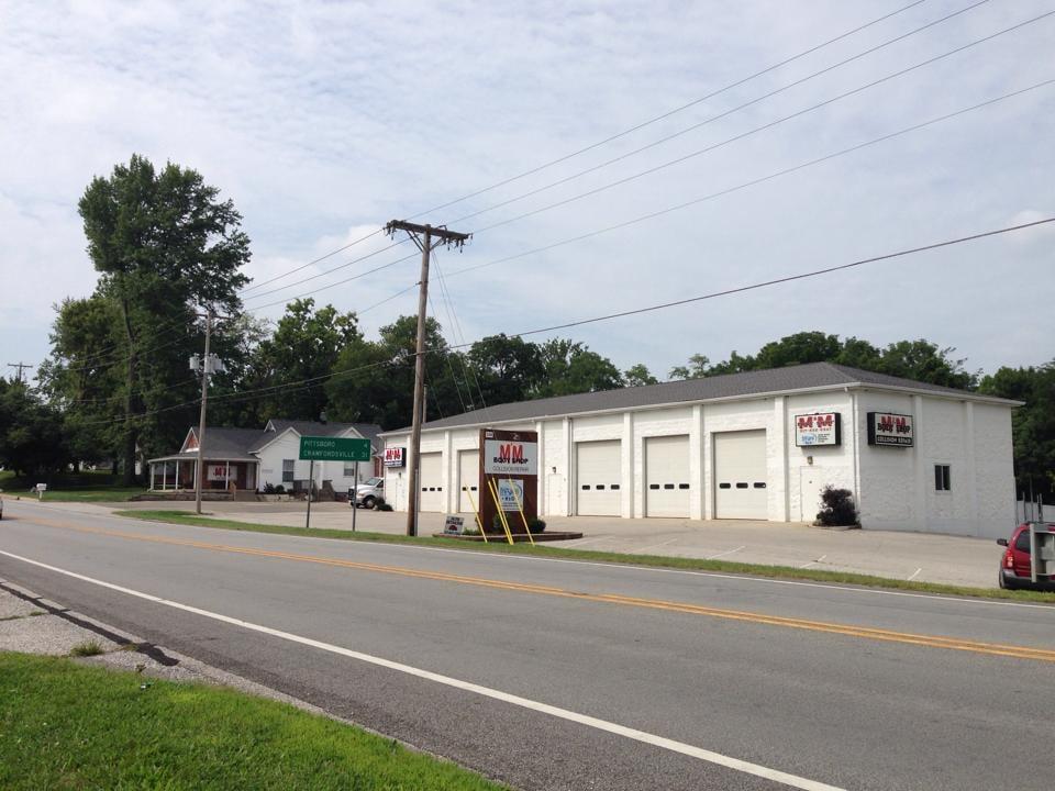 Towing business in Danville, IN