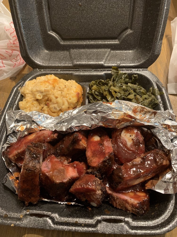 Ray's Southern Foods: 4150 Jonesboro Rd, Forest Park, GA