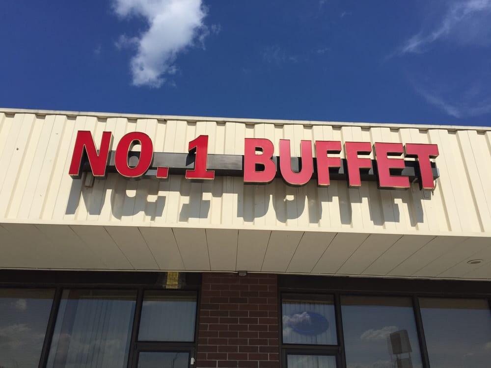NO.1 Buffet: 1504 Hwy 169 N, Algona, IA