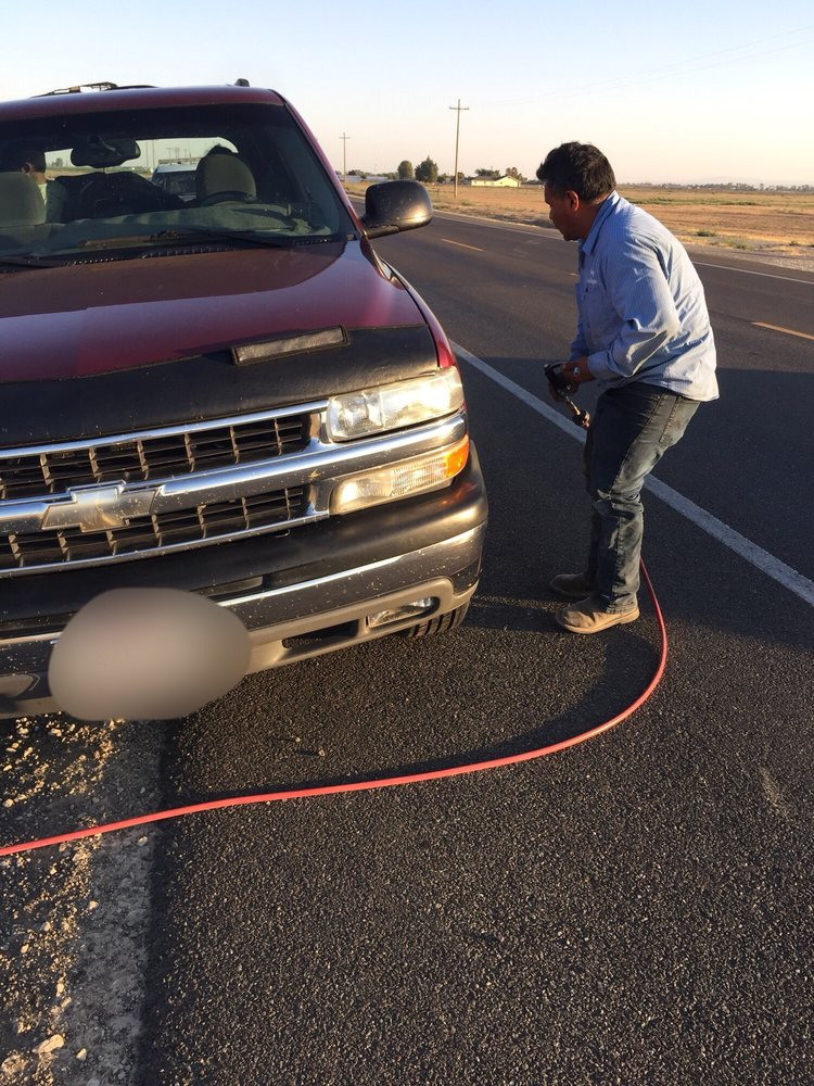 Rudy Tire Repair: 400 Brown 41 St., Kettleman City, CA