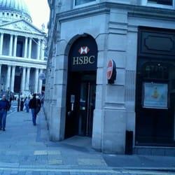 Hsbc fechado bancos 1 3 st paul 39 s churchyard - Cyberdog london reino unido ...