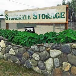Photo of Stonegate Storage - Wasilla AK United States & Stonegate Storage - Get Quote - Self Storage - 9900 W Parks Hwy ...