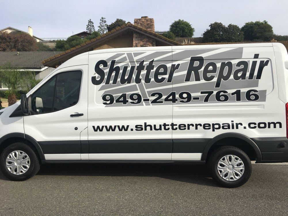 Shutter Repair