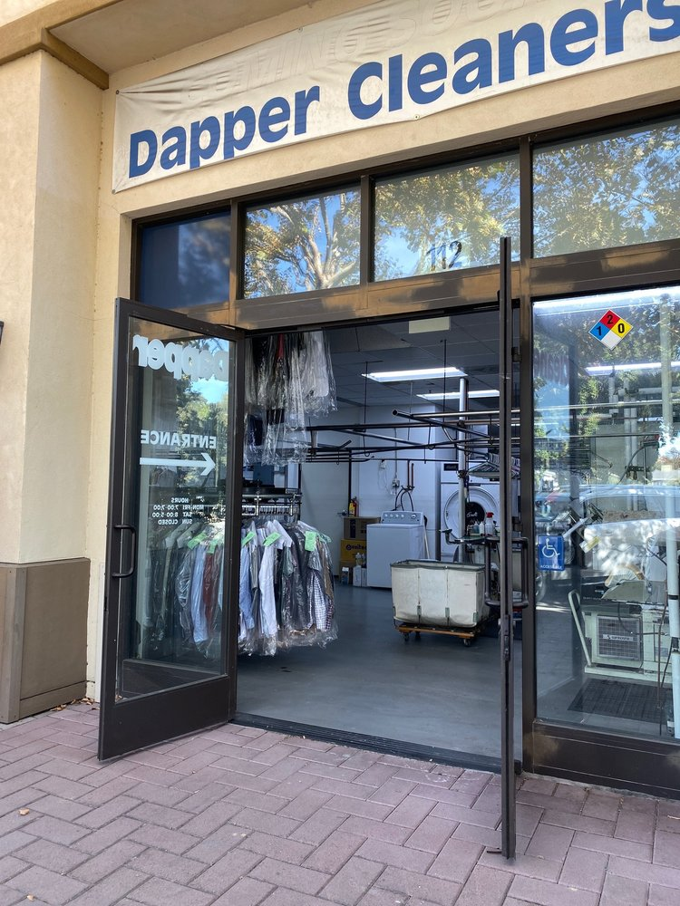 Dapper Cleaners: 7514 Redwood Blvd, Novato, CA
