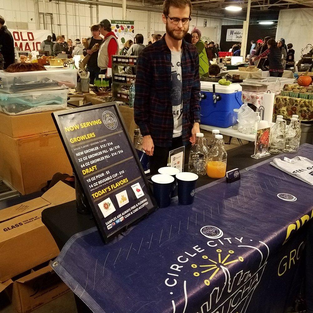 Indy Winter Farmers Market