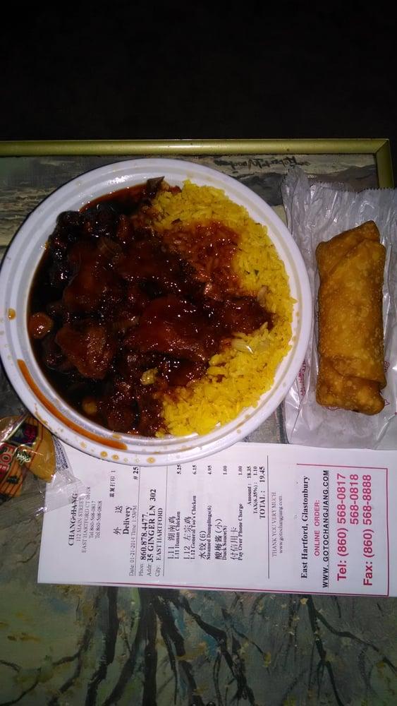 Chinese Restaurants Hartford Ct Deliver