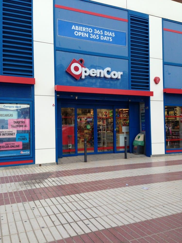 Opencor: Avinguda de la Marina Baixa, 1, Benidorm, A