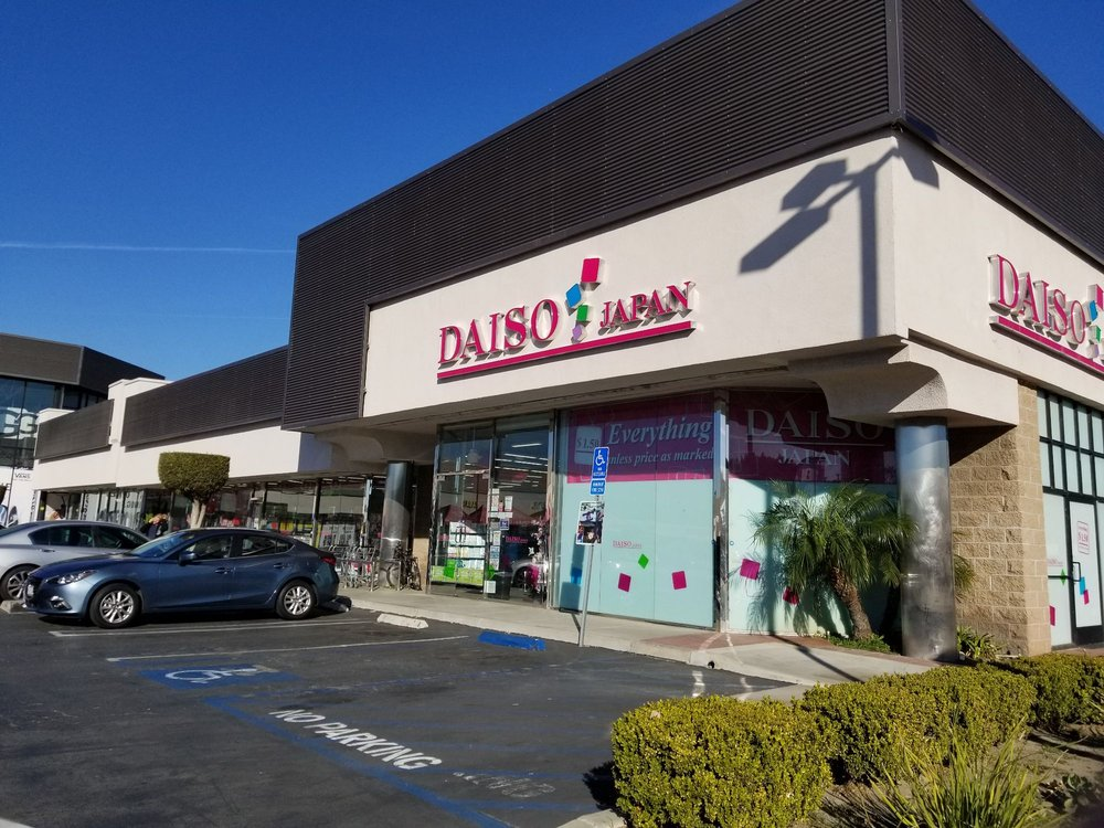Daiso Japan: 7061 Katella Ave, Stanton, CA