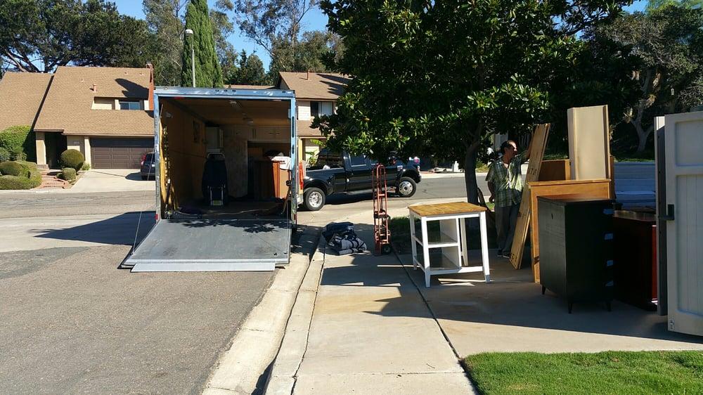 mex/usa-movers: San Diego, CA