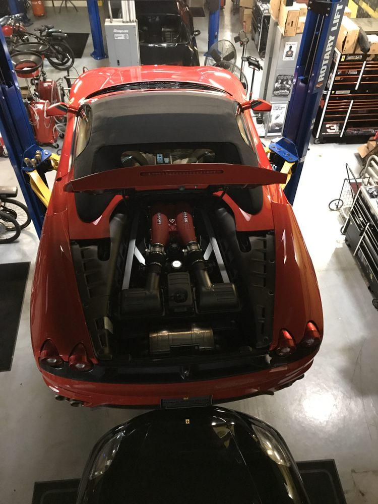 European Coach Auto Repair: 8360 Miramar Pl, San Diego, CA