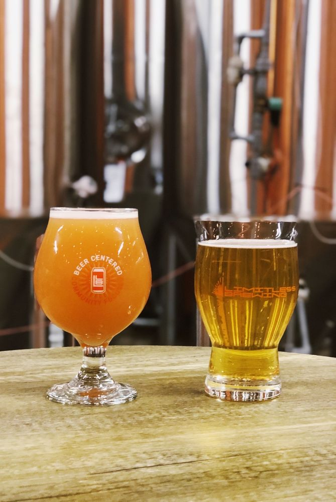 Limitless Brewing: 9765 Widmer Rd, Lenexa, KS