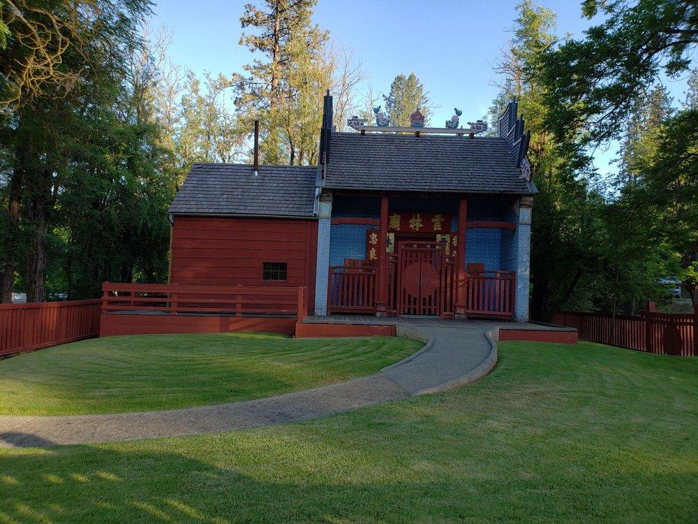 Weaverville Joss House SHP: 630 Main St, Weaverville, CA