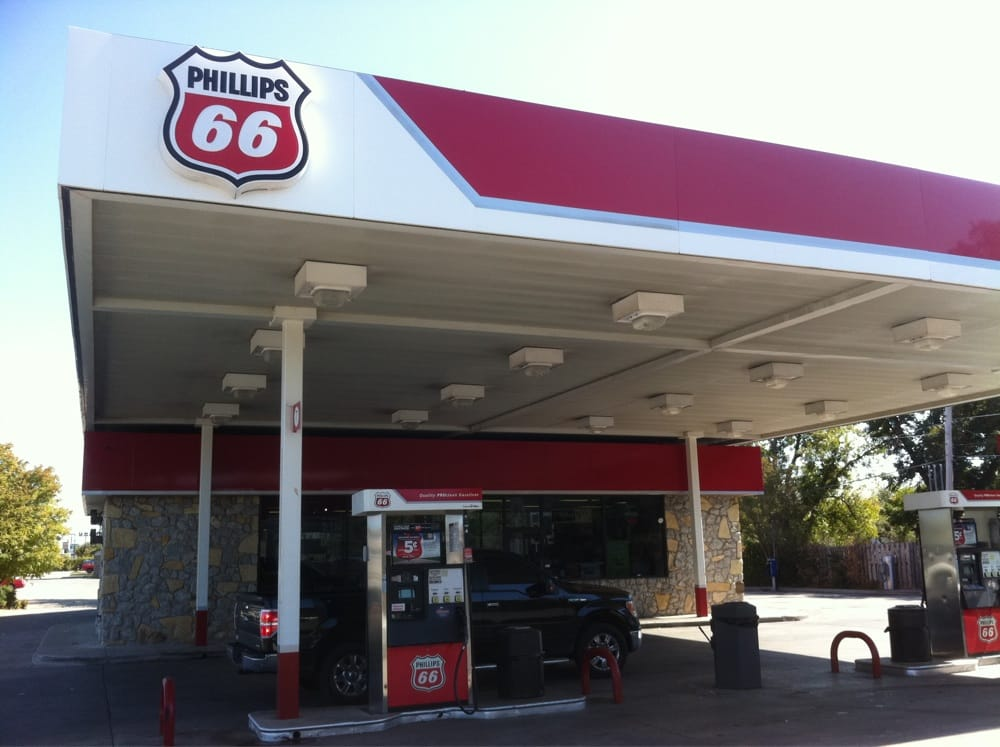 Ok Google Gas Station Near Me >> Phillips 66 - Gas Stations - 1202 NW Cache Rd, Lawton, OK - Phone Number - Yelp