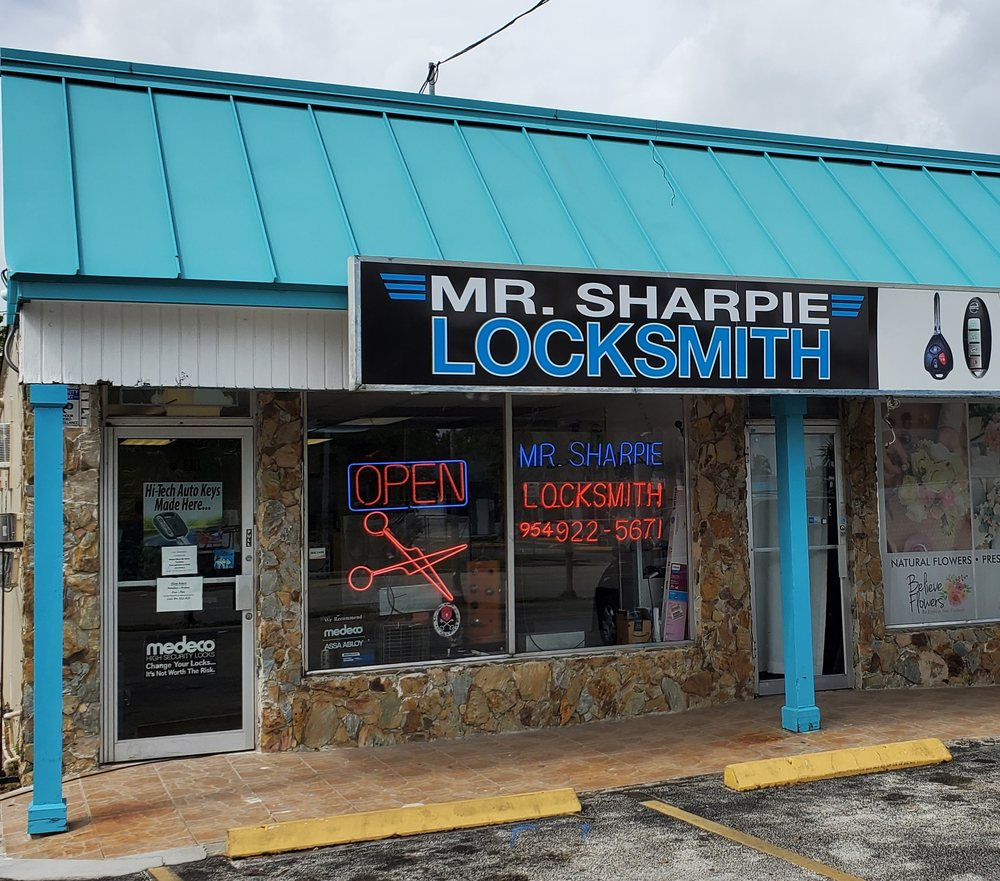Mr. Sharpies Locksmith: 328 S Federal Hwy, Dania, FL