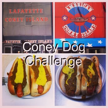 Lafayette coney island 449 photos 670 reviews diners for Cuisine 670 lothrop detroit