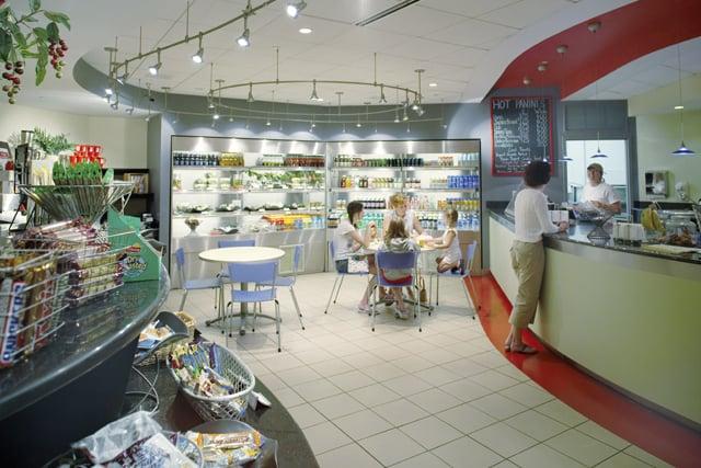Take 5 Cafe: 100 Willow Creek Dr, Kohler, WI