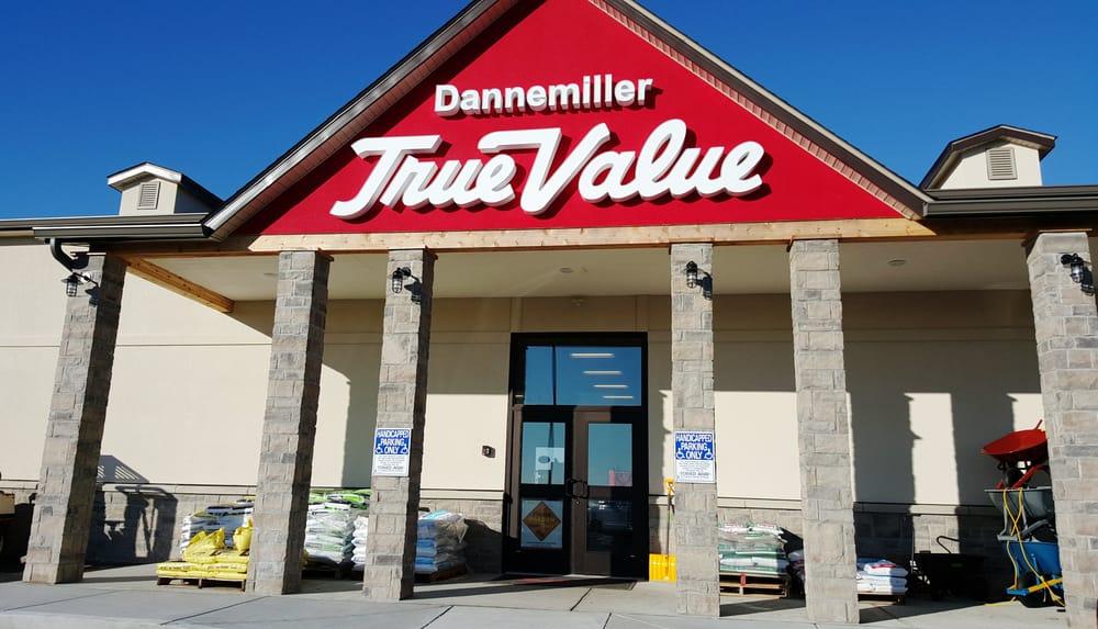 Dannemiller True Value Hardware & Service Center: 2991 S Grove Blvd, Bargersville, IN