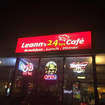 Leann S Cafe Burlingame Ca