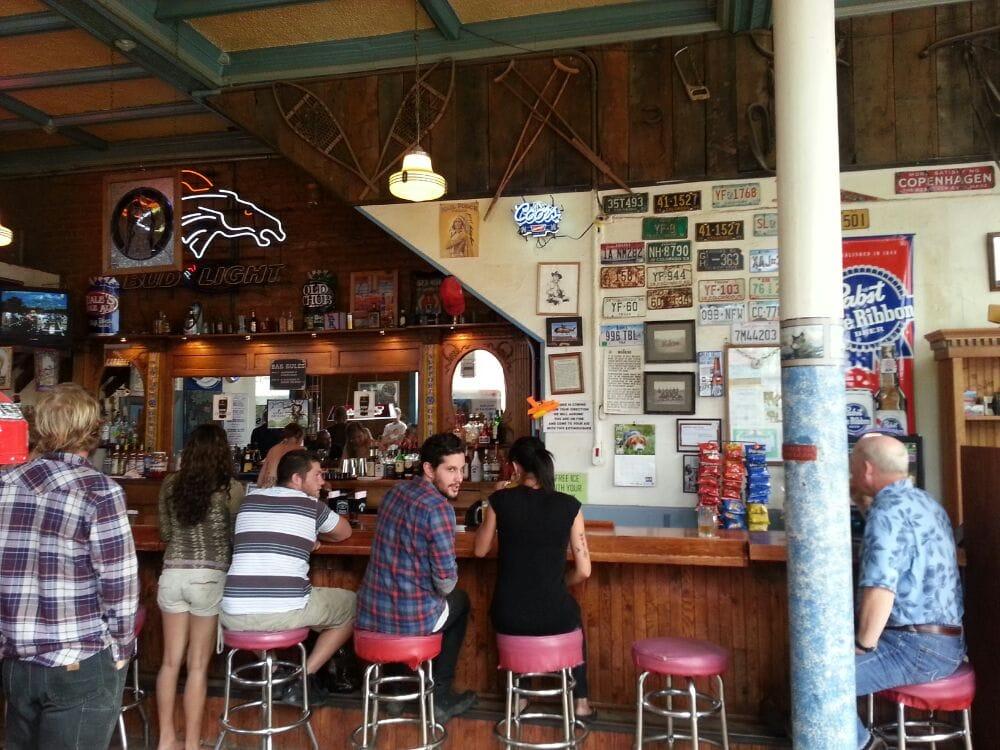 Scarlet Tavern: 105 E 4th St, Leadville, CO