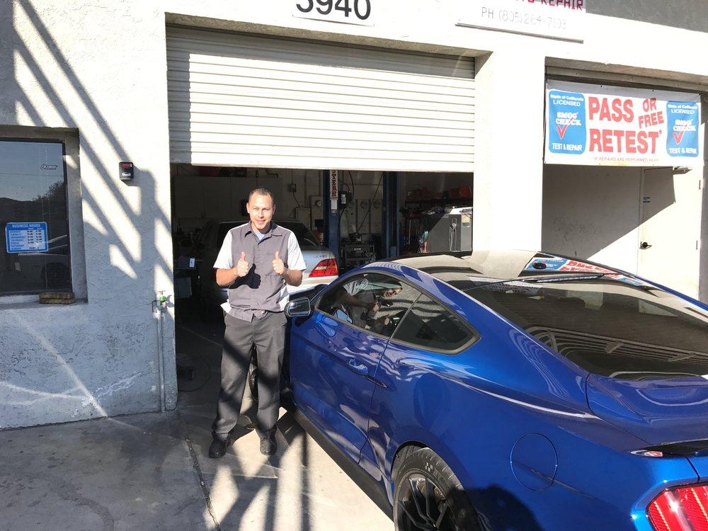 Fernando's Smog Check: 5940 Olney St, Goleta, CA