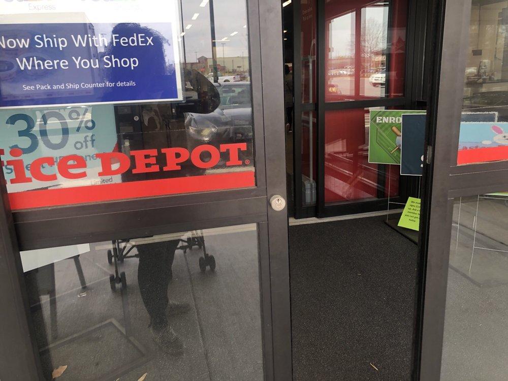 Office Depot - Office Equipment - 703 Greenville Blvd SE