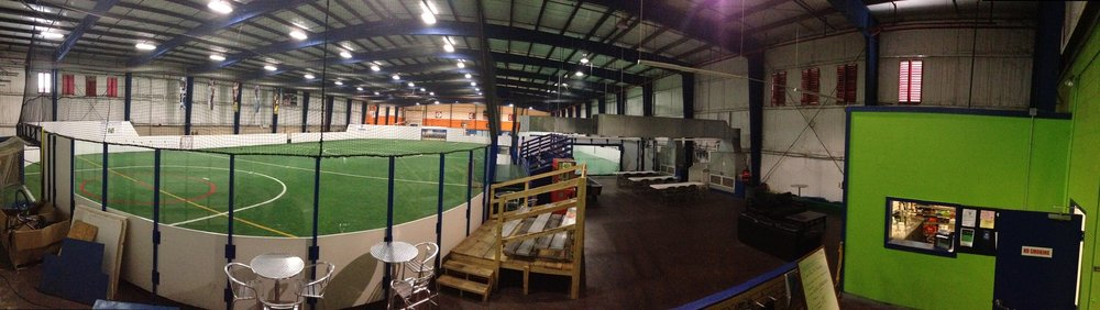 Playmakers Indoor Sports South: 6124 Jefferson Hwy, Harahan, LA
