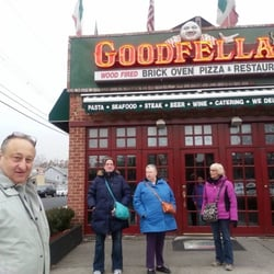 Goodfellas Victory Blvd Staten Island Menu