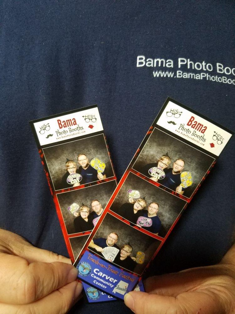 Bama Photo Booths: 3704 Franklin Dr, Anniston, AL