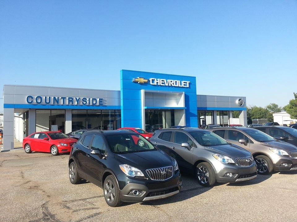 Countryside Motors: 701 E 16th St, Wellington, KS