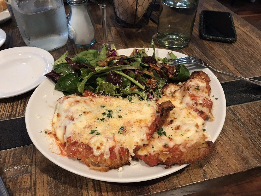 Baraonda Italian Restaurant: 710 Peachtree St NE, Atlanta, GA